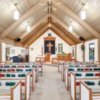 Interior Photography Church